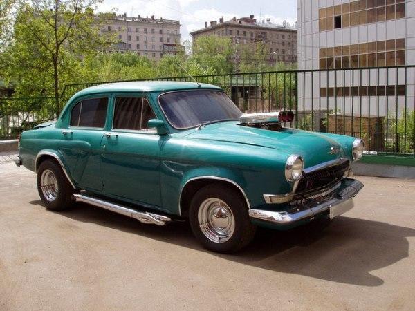 Тюнинг ГАЗ-21 своими руками: кузова, салона, двигателя