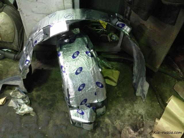 Тюнинг Киа Рио 3 своими руками: салона, оптики, чип тюнинг