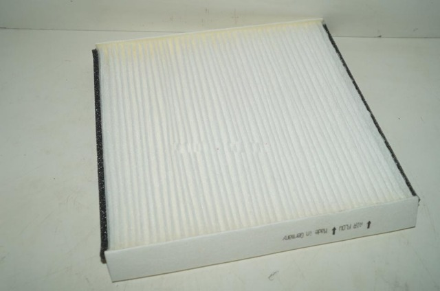 Салонный фильтр Мазда 6: где нахолится, замена