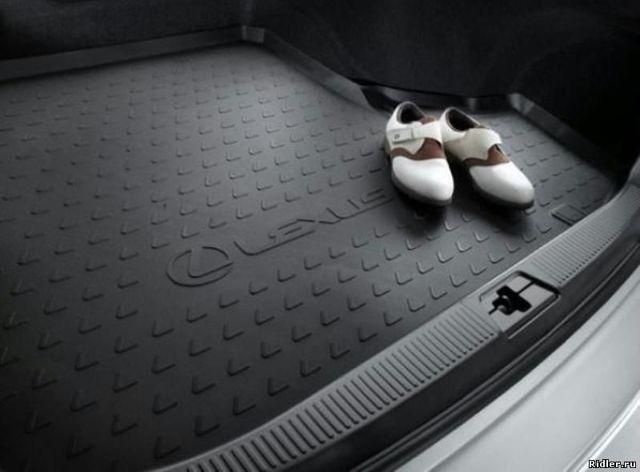 Коврики на Митсубиси Лансер 9: в салон, в багажник