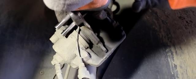 Тормозные колодки на Фольксваген Пассат: замена