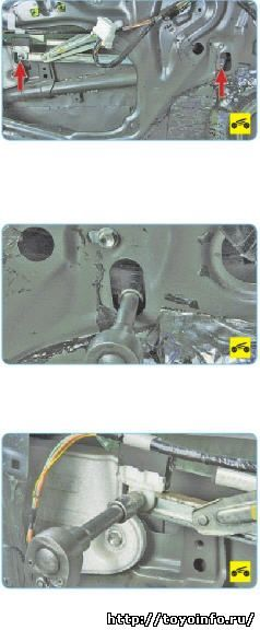 Двери на Тойота Королла 150: выбор и замена