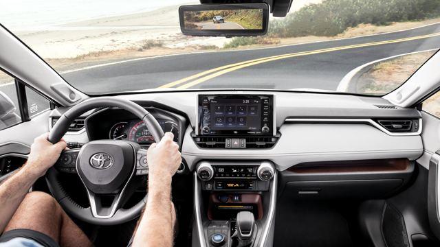 Комплектации Тойота РАВ 4: технические характеристики