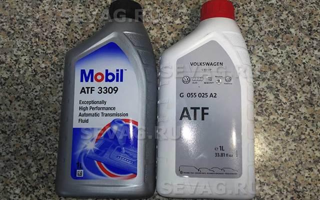 Замена масла в АКПП на Шкода Рапид: какое выбрать