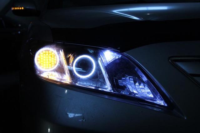 Тюнинг Лада Гранта своими руками: оптики, салона, двигателя