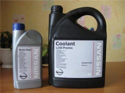 Антифриз Ниссан: виды оригинальной охлаждающей жидкости, преимущества и недостатки