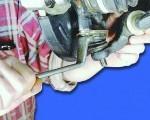 Шаровая опора на ВАЗ 2108: выбор, замена