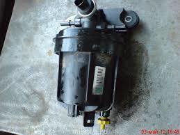 Топливный фильтр на Форд Транзит: где находится, замена