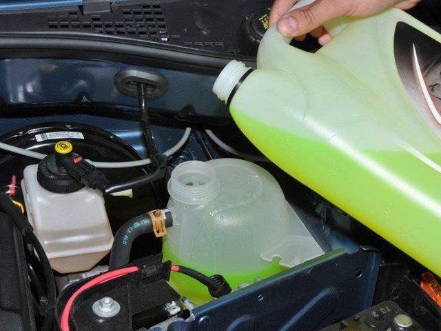 Оригинальный антифриз glaceol rx type d: химический состав жидкости и область применения, критерии выбора
