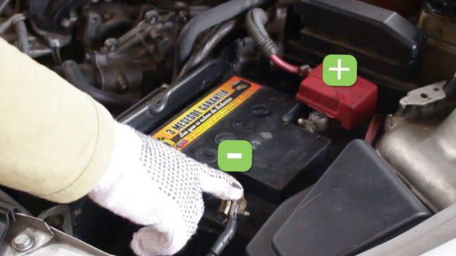 Как правильно снять аккумулятор с автомобиля: инструкция