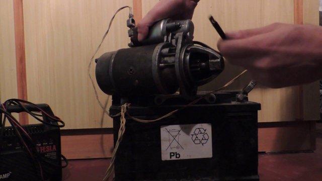 Стартер ГАЗ 53: где находится, как снять, замена