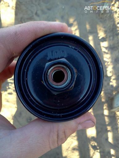 Топливный фильтр ВАЗ 2109: где находится, замена