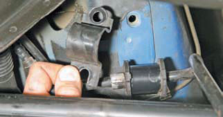 Стойки и втулки стабилизатора на Шевроле Лачетти: замена