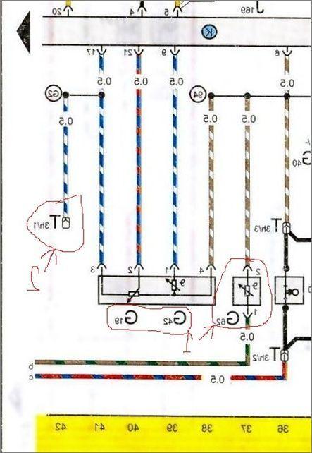 Датчик температуры Фольксваген Пассат В3: где находятся, замена