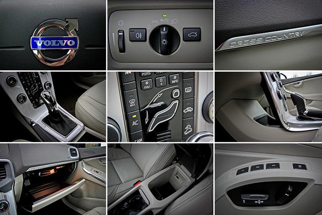 Комплектации Вольво v40: технические характеристики