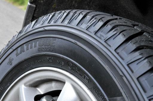 Требования к шинам легковых авто в зимний период: высота протектора