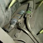 Топливный фильтр Форд Фокус 2: где находится, замена