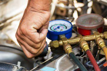 Климат контроль на Митсубиси Лансер 9: почему не работает кондиционер, замена радиатора