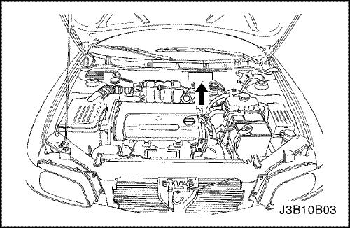 Вин номер на Шевроле Лачетти: где находится номер двигателя