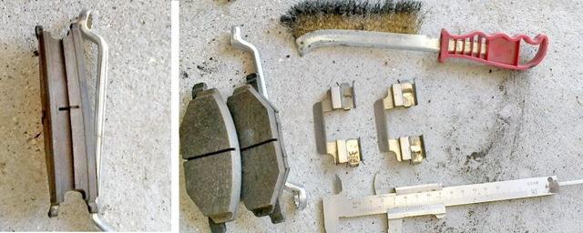 Колодки на Фольксваген Поло: замена