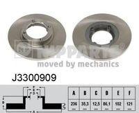 Тормозные диски для ДЭУ Нексия: обзор комплектующих на рынке