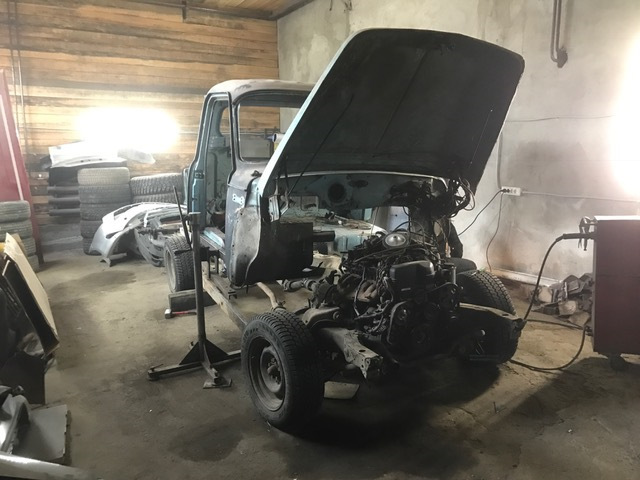 Тюнинг ГАЗ-53 своими руками: Колхозный, из Барановичей, Хот-род