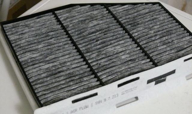 Салонный фильтр на Шкода Йети: где находится, замена