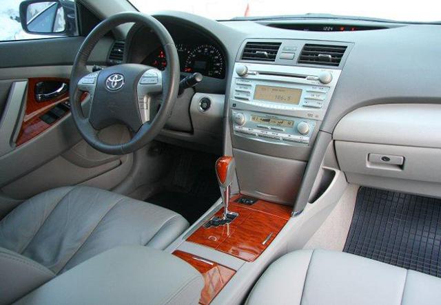 Проблемы Тойота Камри 40: достоинства и недостатки