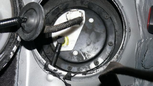 Бензонасос для Тойта Камри 40: устройство и принцип работы, замена
