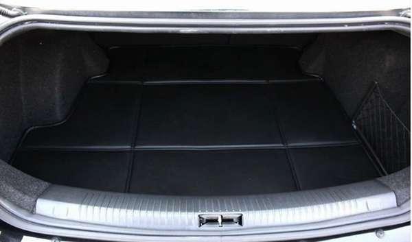 Коврики для Тойота Королла 150: в салон, в багажник