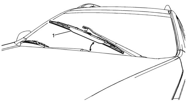 Дворники на Тойота Королла 150: размер стеклоочистителя