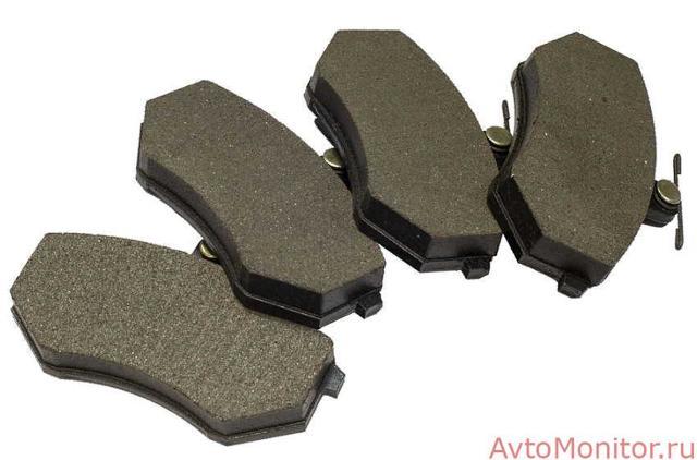 Задние колодки на Шевроле Круз: замена тормозных колодок