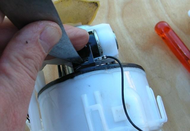 Топливный фильтр Киа Спортейдж 3: где находится, замена
